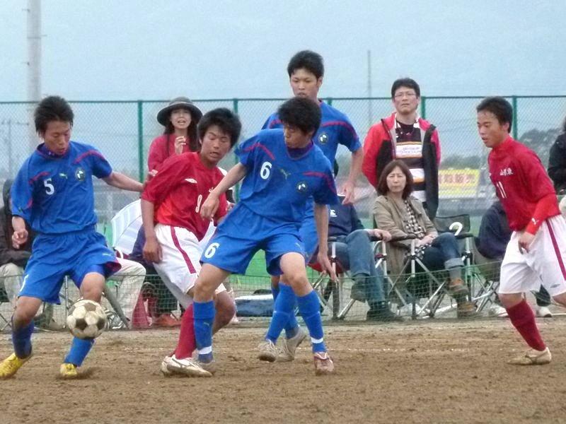 2011 山形県高校総体2回戦 vs 米...
